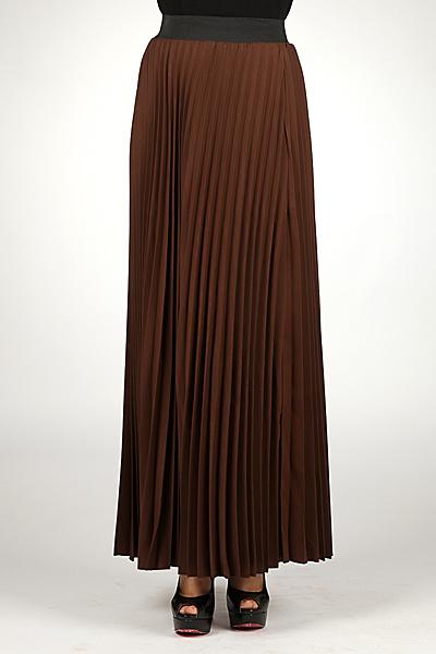 Купить длинные плиссированные юбки 12